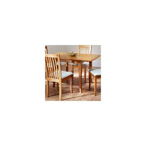 Wilkinson Furniture Naomi Dining Table - Honey