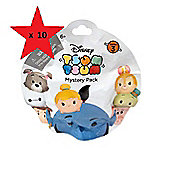 Disney Tsum Tsum Mystery Stack Pack - SERIES 3 - BUNDLE 10 BAGS SUPPLIED