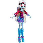Monster High Music festival VIP Abbey Bominable