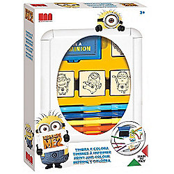 Despicable Me 2 Stamper Set