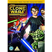 Star Wars - Clone Wars - Series 1 Vol 1 (DVD Boxset)