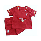 Liverpool Baby Kit T-Shirt & Shorts Set - 2015/15 - Red