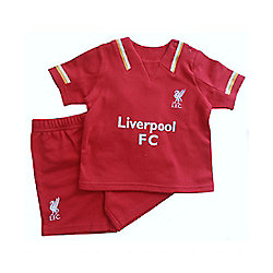 Liverpool Baby Kit T-Shirt & Shorts Set - 2015/16