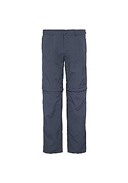 The North Face Mens Horizon Convertible Pants - Grey