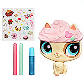 Littlest Pet Shop Sweetest Deco Pets - Kitty