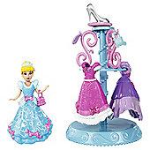 Disney Princess Magi Clip Wardrobe Cinderella