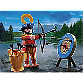 Playmobil - Archer with Target 4762