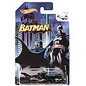 Hot Wheels 1.64 Batmobile Batman Batcopter 02