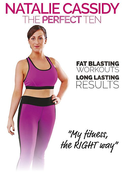 Natalie Cassidy: A Perfect 10 (Fitness DVD)