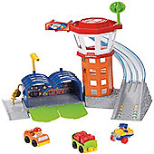 Fisher-Price Wheelies Airport Playset