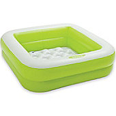 Play Box Baby Paddling Pool- Green - 57100