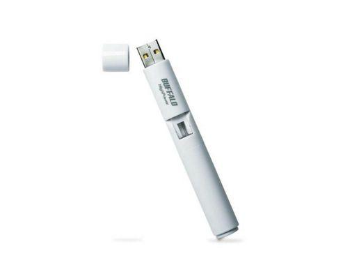 Buffalo AirStation N-Technology High Power USB 2.0 Adaptor - Europe