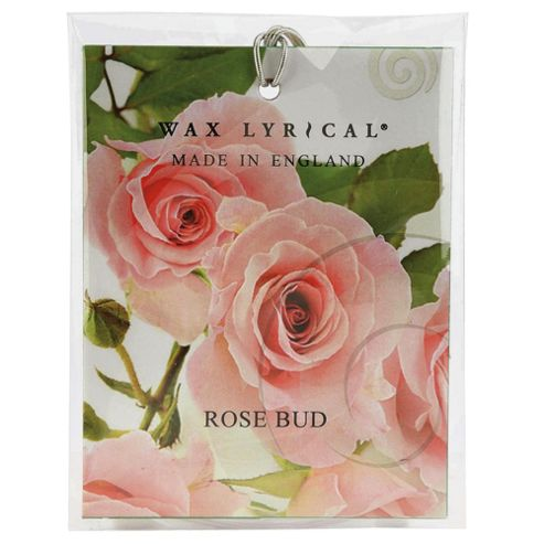 Wax Lyrical Made In England Mini Scented Sachet Rose Petal