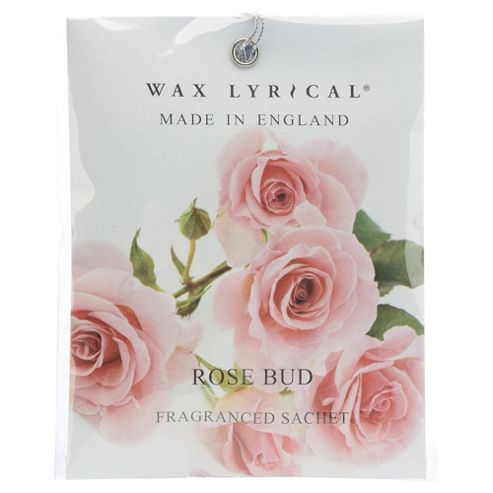 Wax Lyrical Made in England scented Sachet Rose Petal