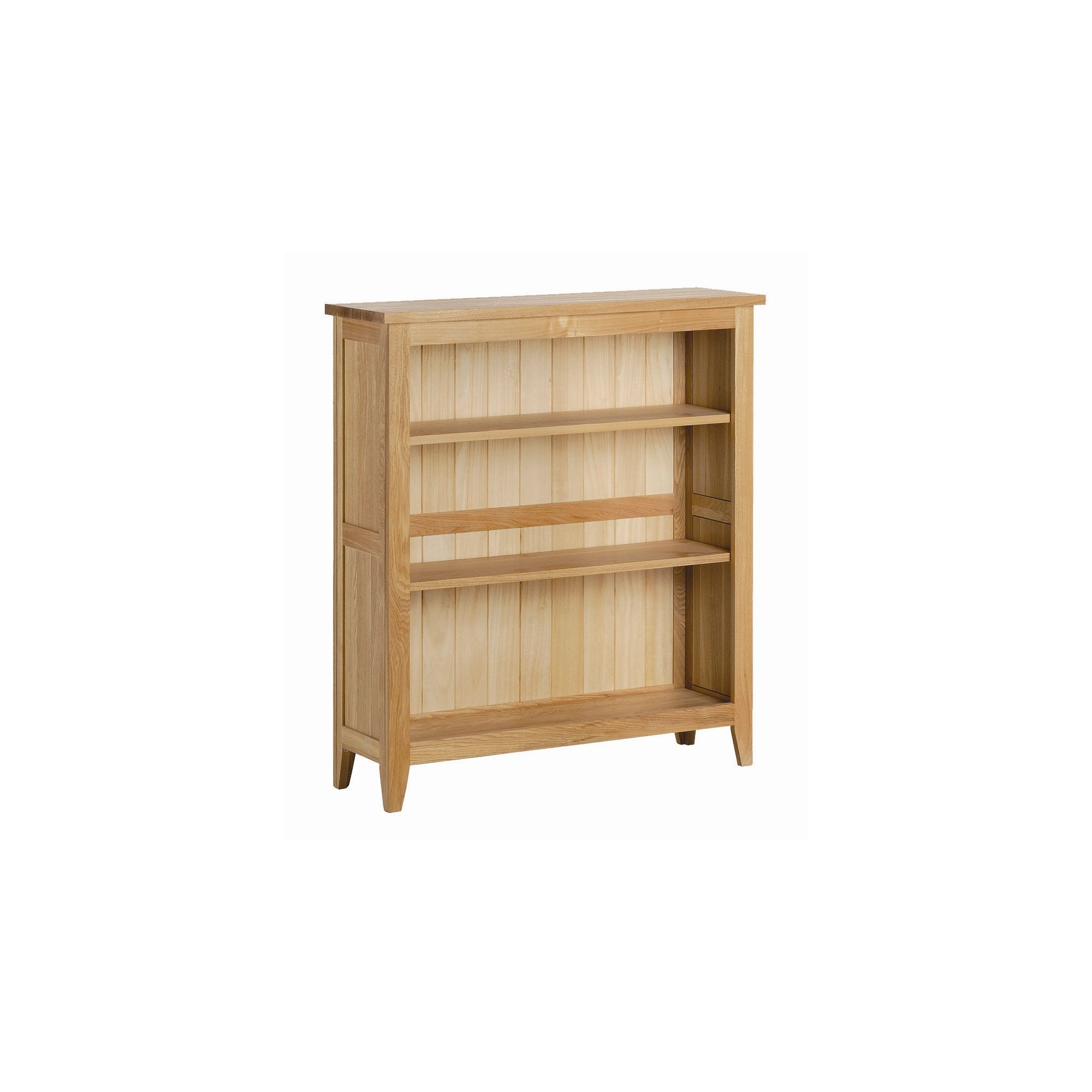 Kelburn Furniture Carlton Ash Small Bookcase at Tesco Direct