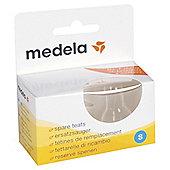 Medela Teats - Medium Flow - 2 Pack