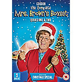 Mrs Brown's Boys - The Complete Collection (DVD Boxset)
