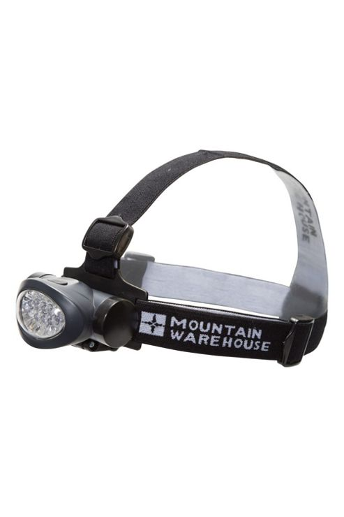 Super Bright Head Torch 10 LED Light Torch Flashlight Headtorch