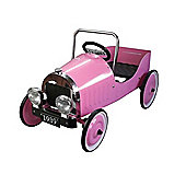 Great Gizmos - Classic Pedal Car Pink