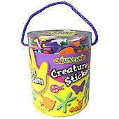 3D Creative Sticker Tub
