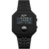Original Penguin Cagny Mens Digital Black IP Watch - OP3034BK