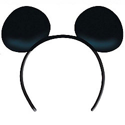 Bristol Novelty - Mickey Mouse - Black Felt Mouse Ears