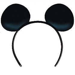 Bristol Novelty - Mickey Mouse - Black Felt Mouse Ears
