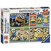 Ravensburger Despicable Me Minions Bumper Jigsaw Puzzle Pack