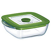Pyrex 4 in 1 Container Square 1L