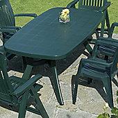 Nardi Toscana 165cm Plain Table in Green