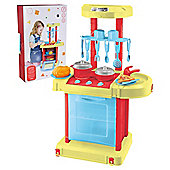 Preschool play Cook N Go Kitchen
