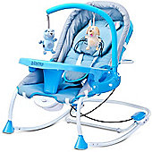 Caretero Rancho Baby Bouncer (Blue)