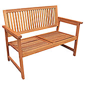 Europa Leisure Wooden Bench