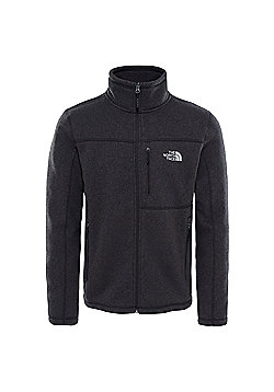 The North Face Mens Gordon Lyons Full Zip Fleece - Black