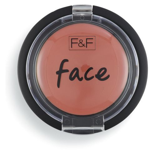 F&F Cream Blush - Perfect Peach