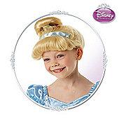 Childs Disney Cinderella Wig