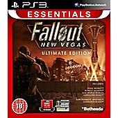 Fallout New Vegas Ultimate Edition Essentials - PS3