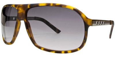 Glare Eyewear Square Metal Arm Sunglasses