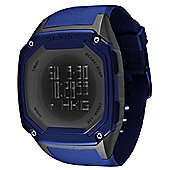 Shark Killer Shark Touch Mens Silicone Alarm, Backlight Watch 101179