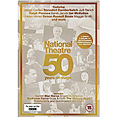 National Theatre Live - 50 Years in Stage DVD