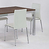 Home Zone Amari Dining Chair (set of 2)