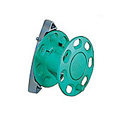 Hozelock 2420 Compact Wall Mount Reel