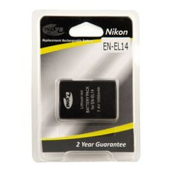 Nikon EN-EL14 Camera Replacement Battery