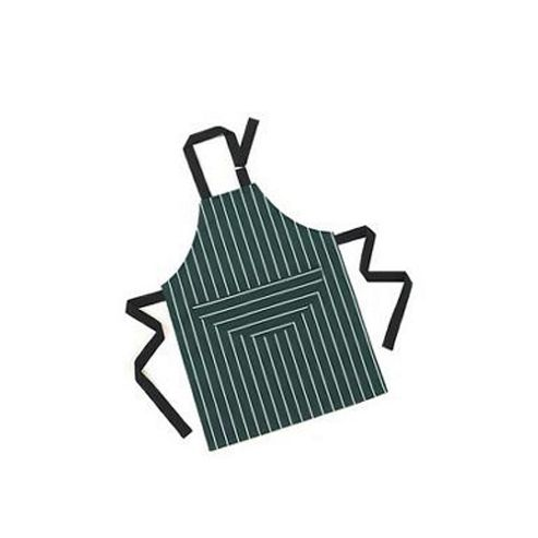 Rushbrookes Blue Butchers Stripe Kids Apron
