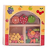 Bigjigs Toys Mini Jewellery Kit (Yellow)