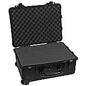 Peli 1560 Case With Foam Black