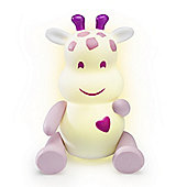 Pabobo Lumilove Savanoo Night Light Giraffe