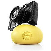 Bosiho Leisure Products Ballpod 8Cm Yellow Non-slip silicon skin standard 1/4' Inch camera mounting screw BP1-YEL-EN