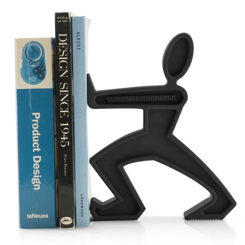 James the Bookend, Black