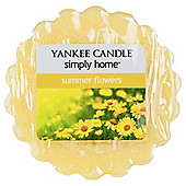Yankee Candle Summer Flowers Melt